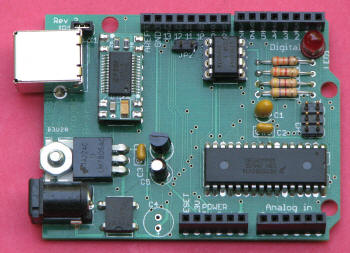 Embedded Microcontroller Projects of Roger