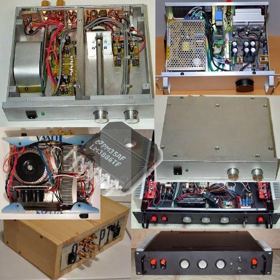 GainClone Chipamp Audio Amplifier