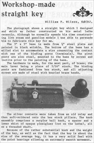 Ultimate Morse Code Web Site - PA3BWK